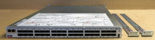 Sun Oracle 602-4758-02 Datacenter Infiniband IB QDR 1U 36-Port Server Switch